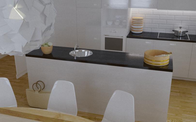"""Двухрівнева квартира в стилі """"Сучасний мікс"""" - фото 3"""