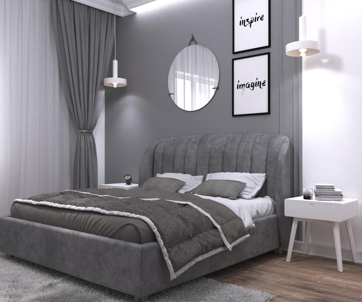 """Квартира в сучасному стилі """"Game of contrasts"""" - фото 1"""