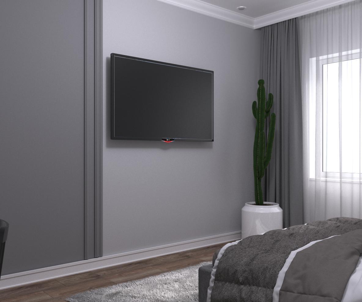 """Квартира в сучасному стилі """"Game of contrasts"""" - фото 3"""