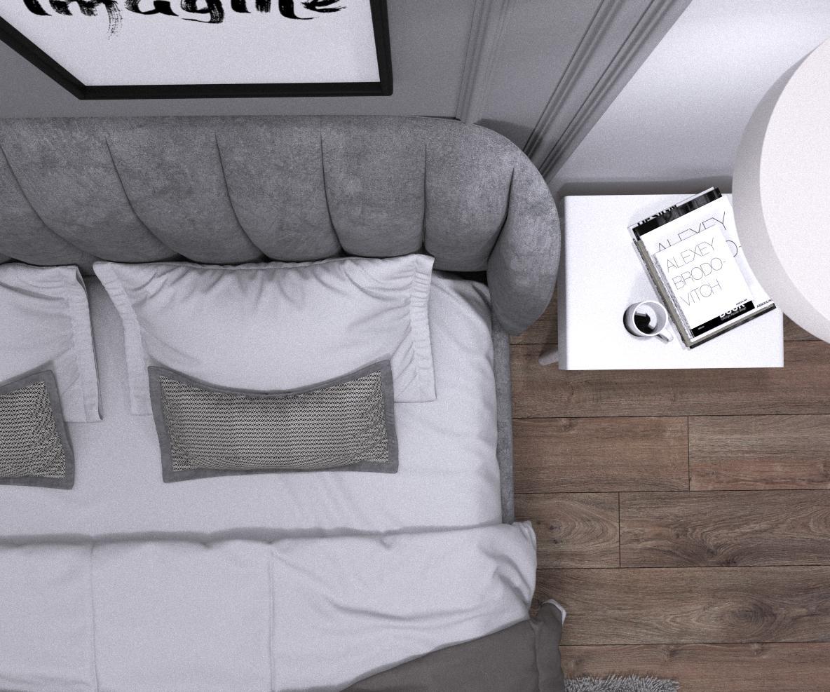 """Квартира в сучасному стилі """"Game of contrasts"""" - фото 5"""
