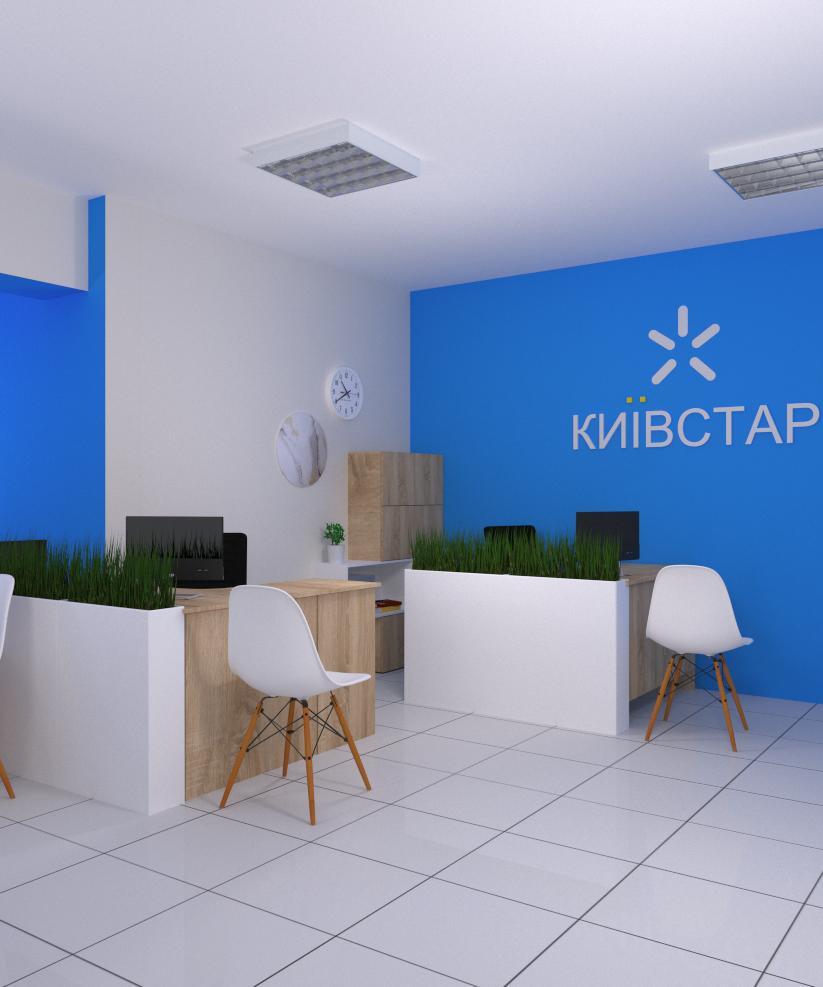 "Дизайн офісу ""Київстар"" - фото 6"