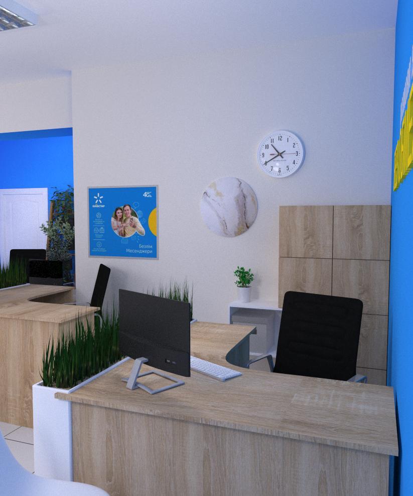 "Дизайн офісу ""Київстар"" - фото 8"