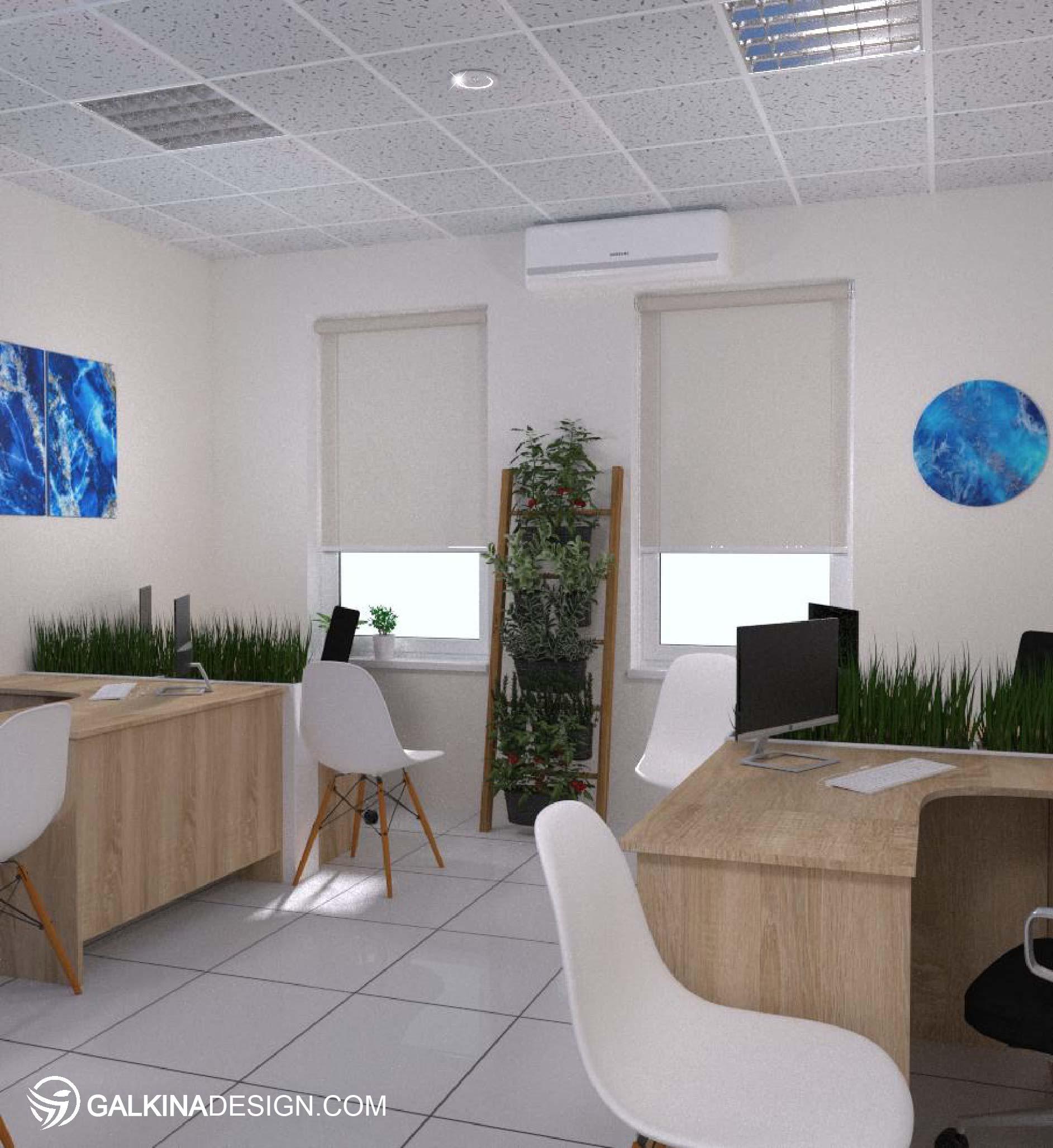 "Дизайн офісу ""Київстар"" - фото 3"