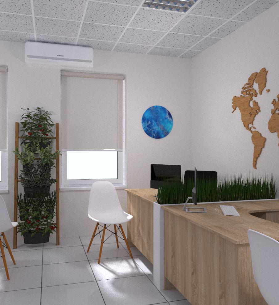 "Дизайн офісу ""Київстар"" - фото 4"