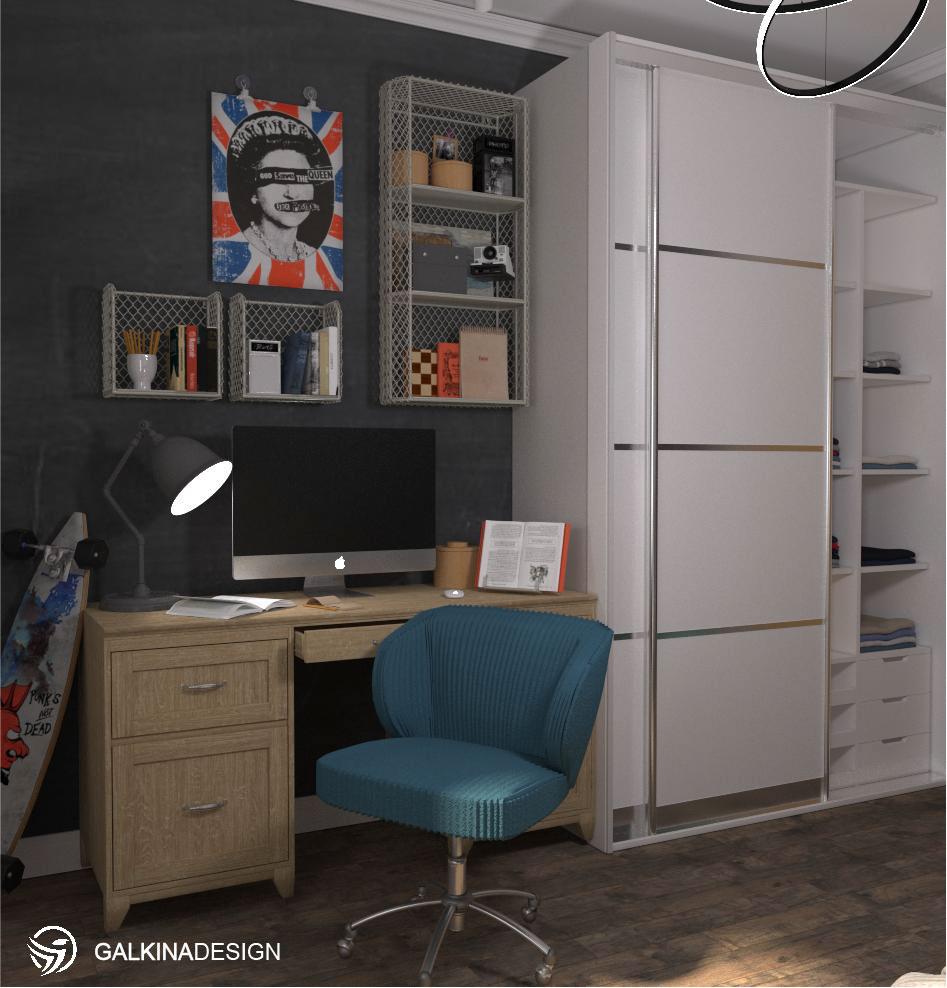 Дизайн кімнати для хлопчика - фото 7