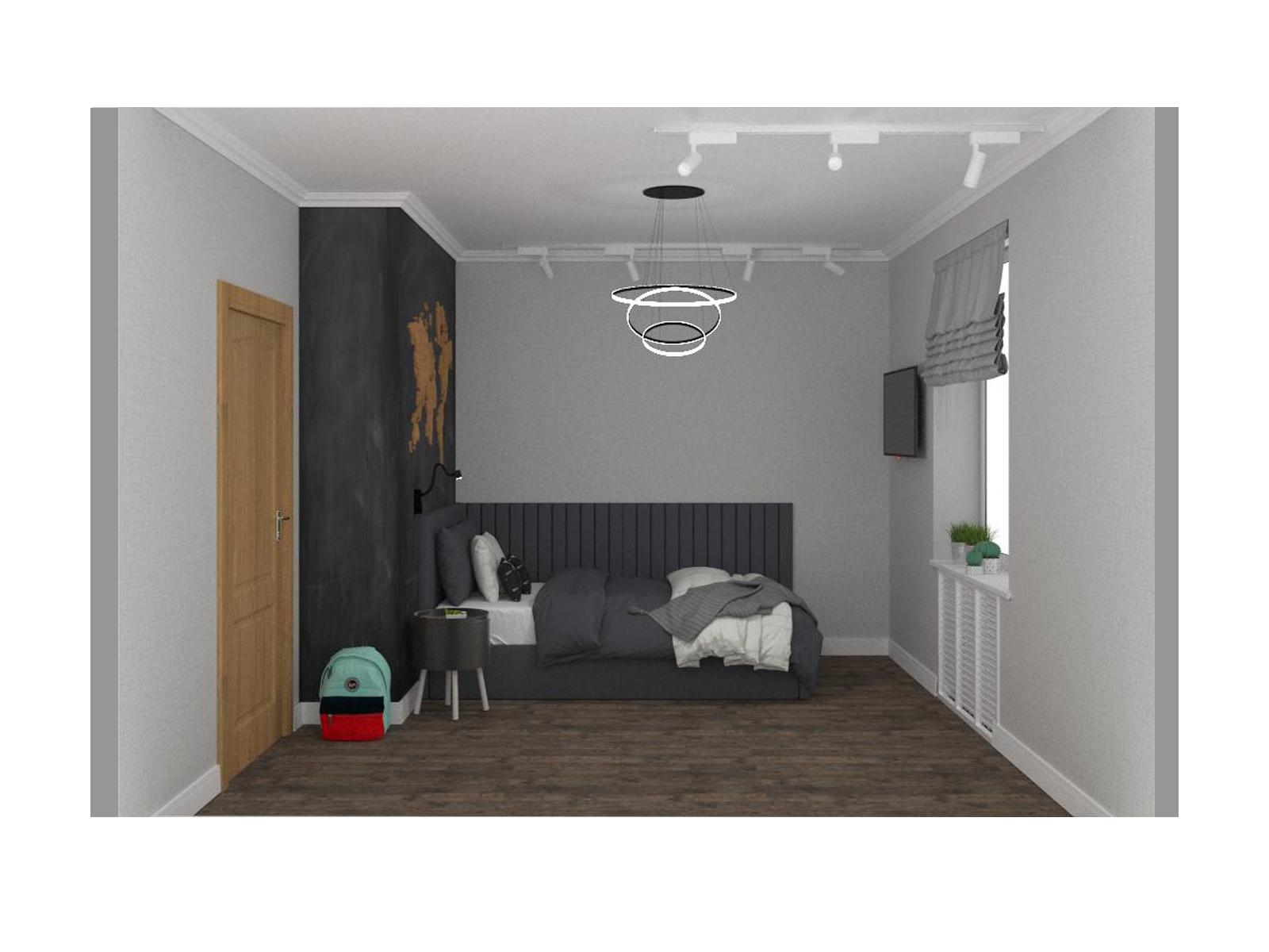 Дизайн кімнати для хлопчика - фото 6