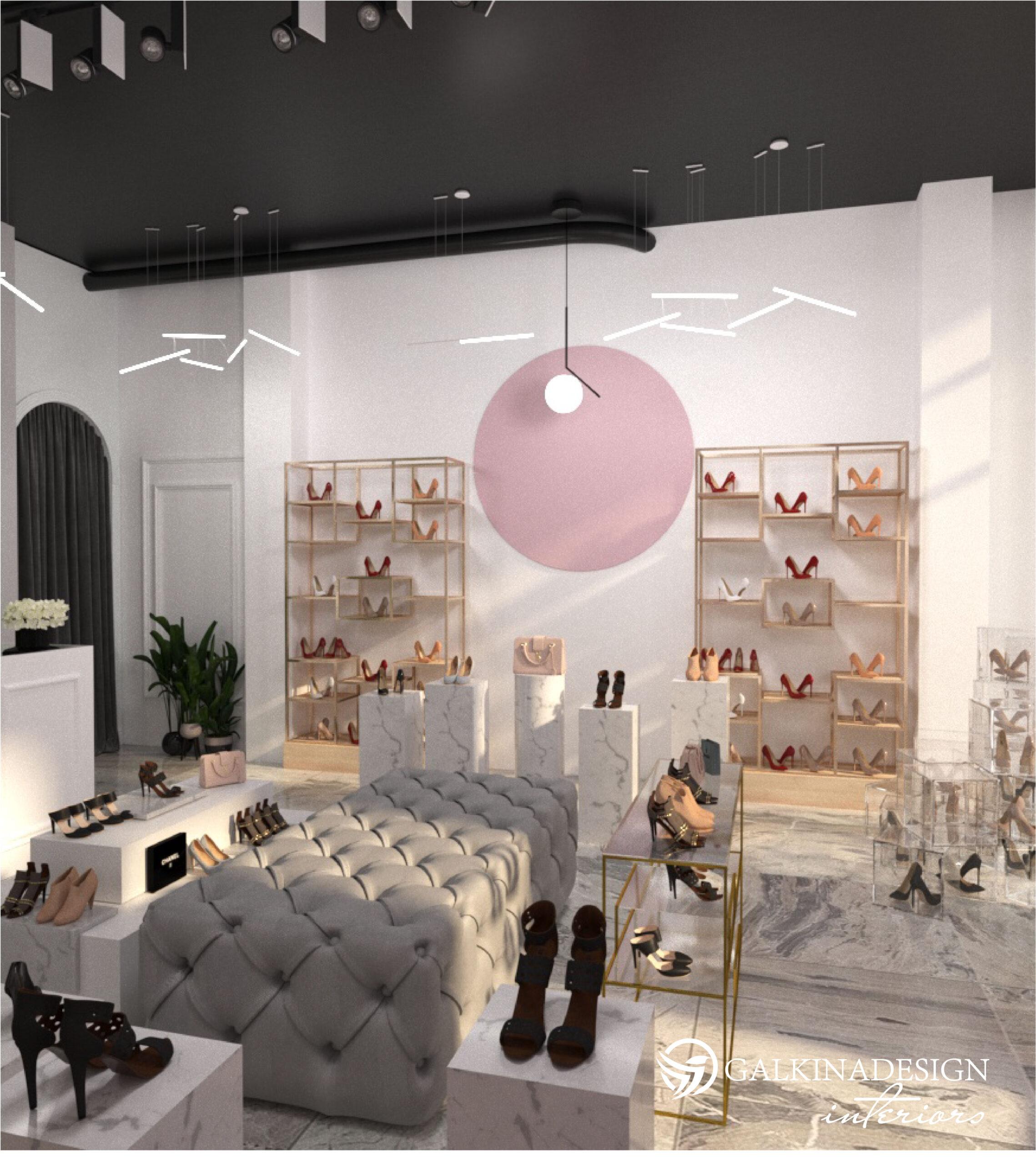 Магазин жіночого взуття  в Urban Street - фото 2