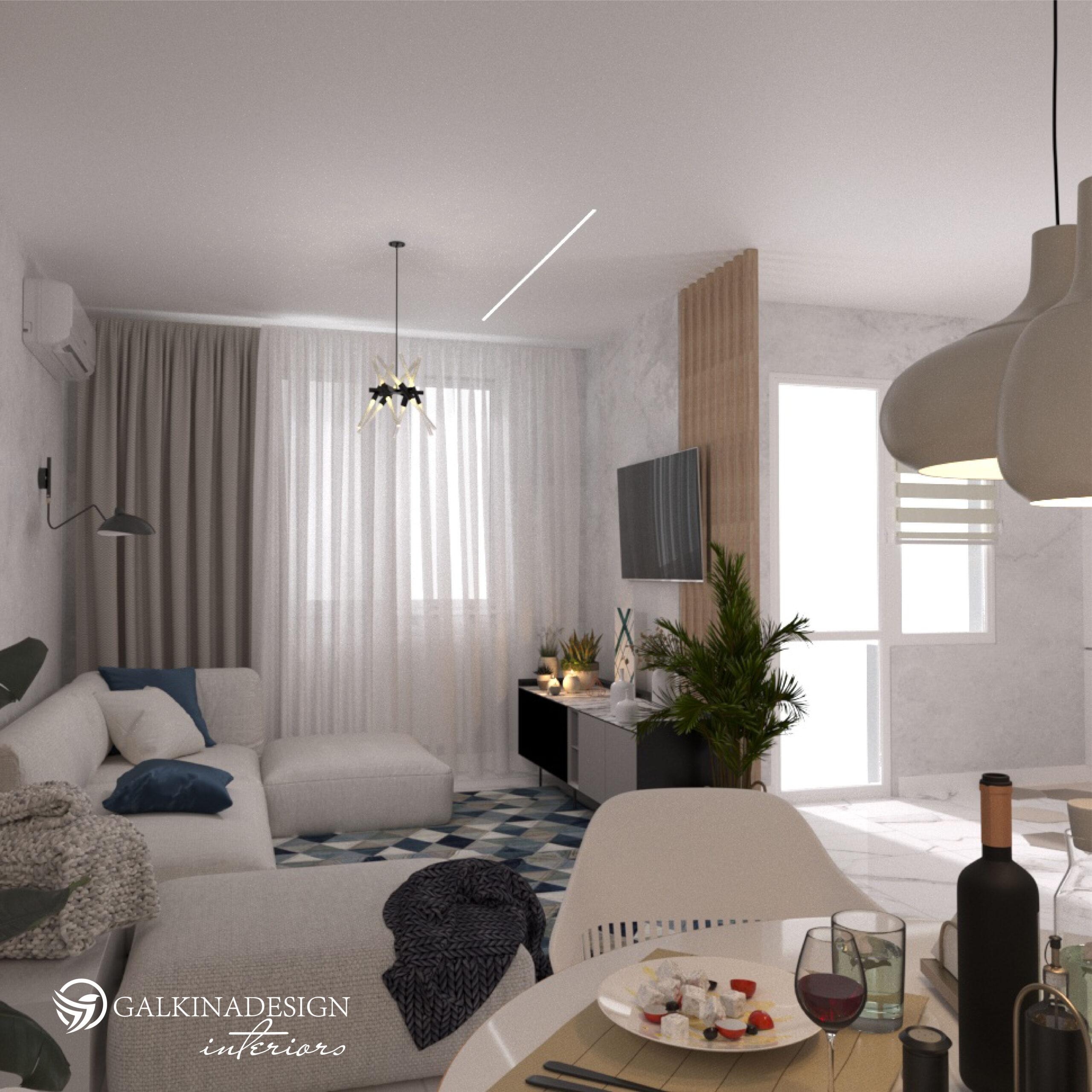 Проект квартири. Кухня - фото 3