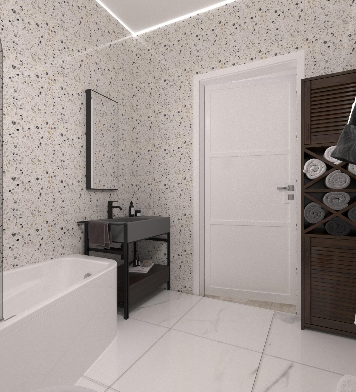 Проект квартири 47,5 кв.м по вул. Проскуровського Підпілля 165а - фото 16