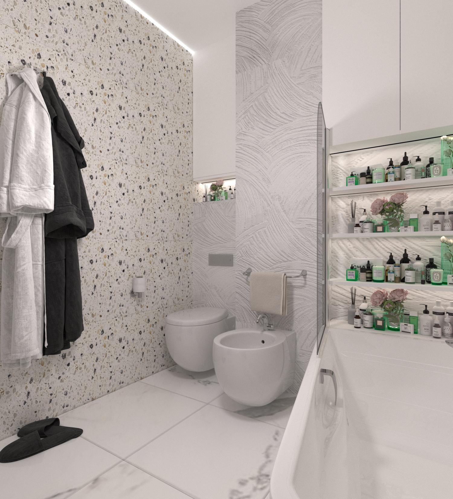 Проект квартири 47,5 кв.м по вул. Проскуровського Підпілля 165а - фото 14