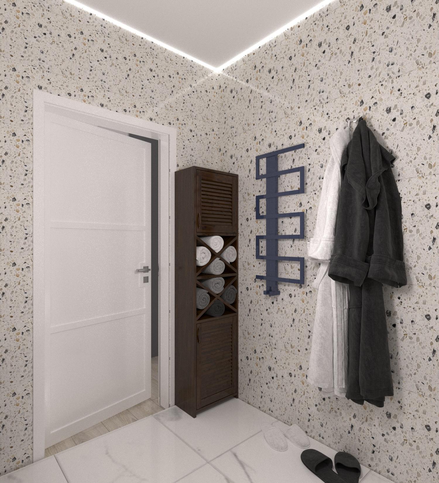 Проект квартири 47,5 кв.м по вул. Проскуровського Підпілля 165а - фото 17