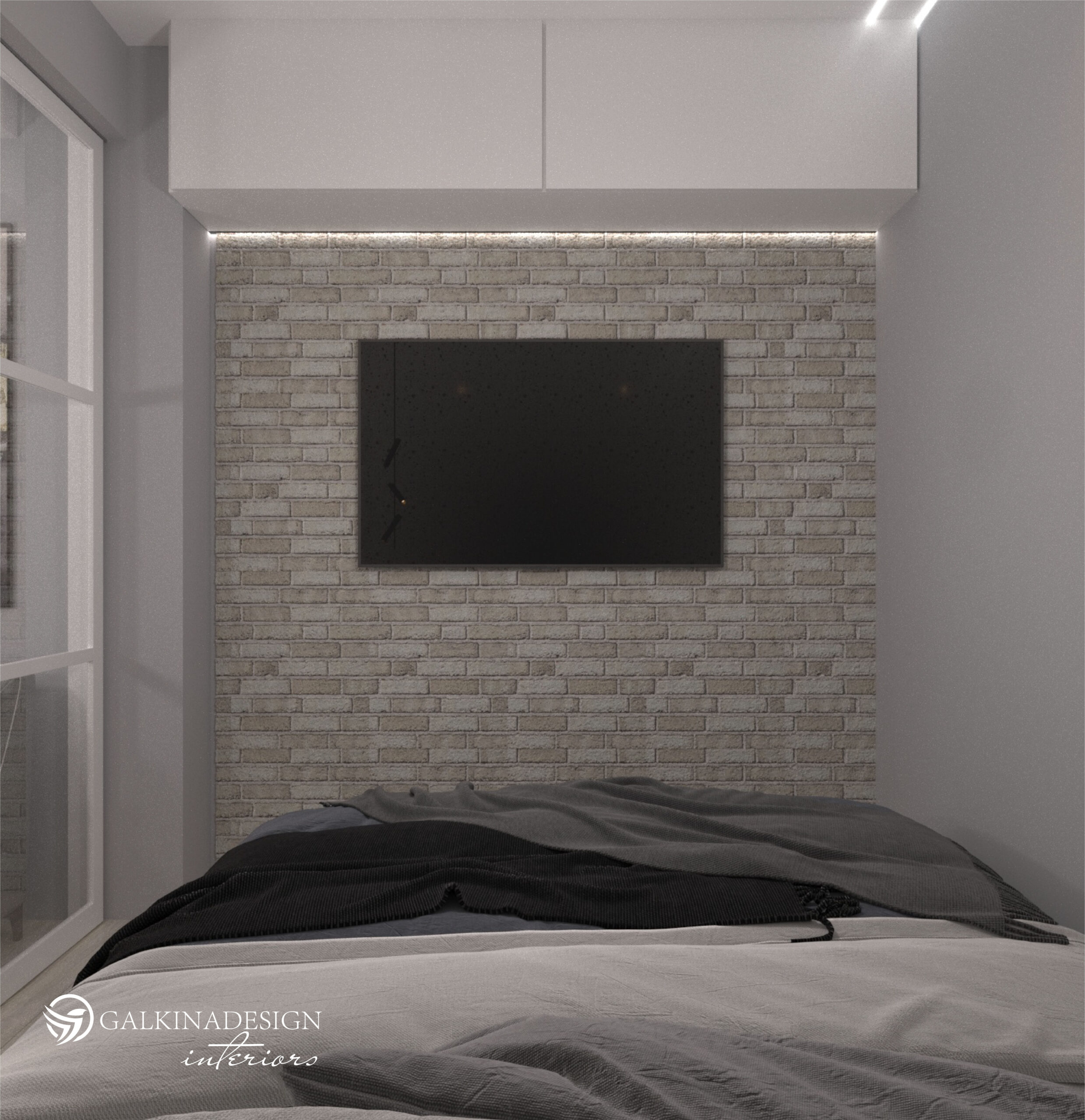 Проект квартири 47,5 кв.м по вул. Проскуровського Підпілля 165а - фото 3