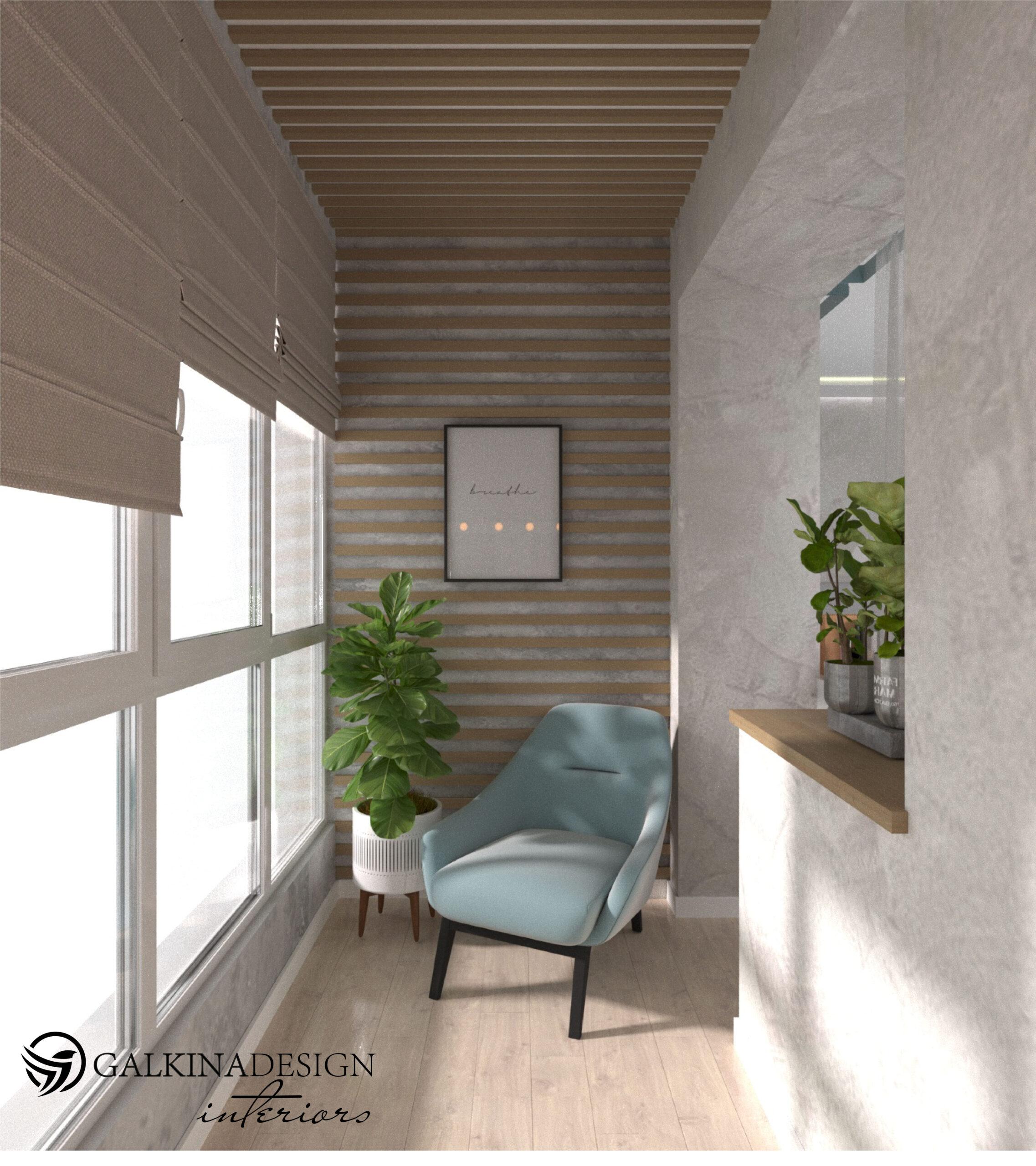 """Проект квартири ЖК """"Amsterdam"""" - фото 10"""